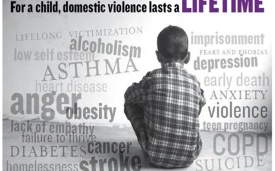 The Most Helpless Victims of Domestic Violence are so Often Invisible