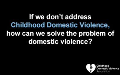 How Childhood Domestic Violence Impacts Us… Young and Old